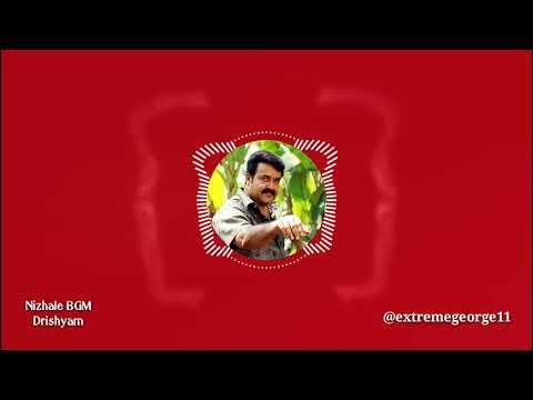 •|| Nizhale | Climax BGM | Drishyam ||• [Mohanlal]