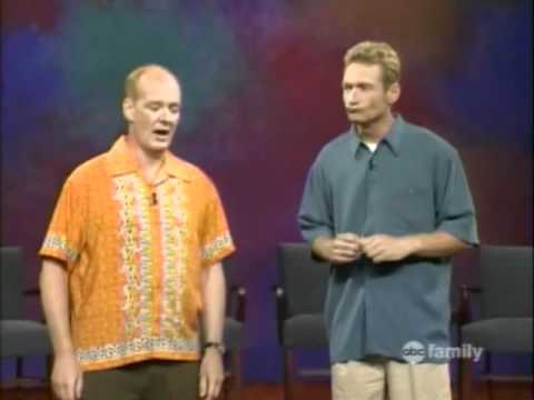 Whose Line - Questionable Impressions: Kitchen