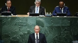 What Are Putin's Plans in Syria?