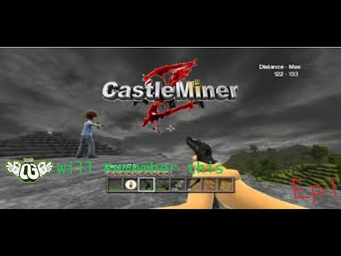 CastleMiner Z Ep.1: What A Classic For The OG's
