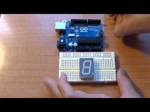 Display 7 Segmentos Con Arduino