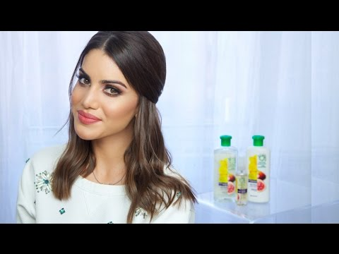Effortless Sleek and Healthy Hairstyle | Makeup Tutorials and Beauty Reviews | Camila Coelho thumbnail