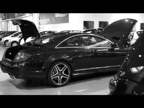 Bushido mit Cosimo bei Mercedes