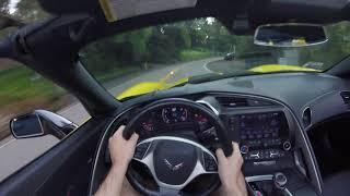 2016 Chevrolet Corvette C7 Stingray - POV Review