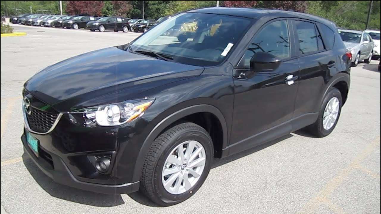 2013 mazda cx 5 review start up engine youtube. Black Bedroom Furniture Sets. Home Design Ideas