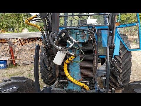 Belarus MTZ-82 restoration project. Part 21   Hydraulic Steering
