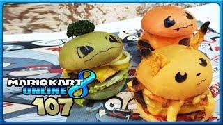 MARIO KART 8 ONLINE Part 107: Frische NX Gerüchte, Pokémon Go Updates & Pokémon Burger
