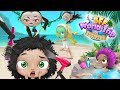 BFF World Trip Hawaii - Cool Tropic Girls Makeover - TutoTOONS Games for Kids