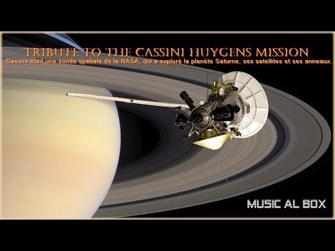 Tribute to Cassini Huygens Mission