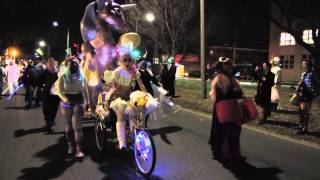 Chewbacchus parade, Mardi Gras 2015 in New Orleans
