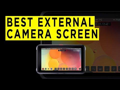 Best External Camera Screen - 2021