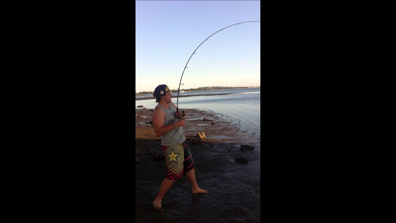 Fishing Australia catching big flathead. Hints and tips ... - photo#26