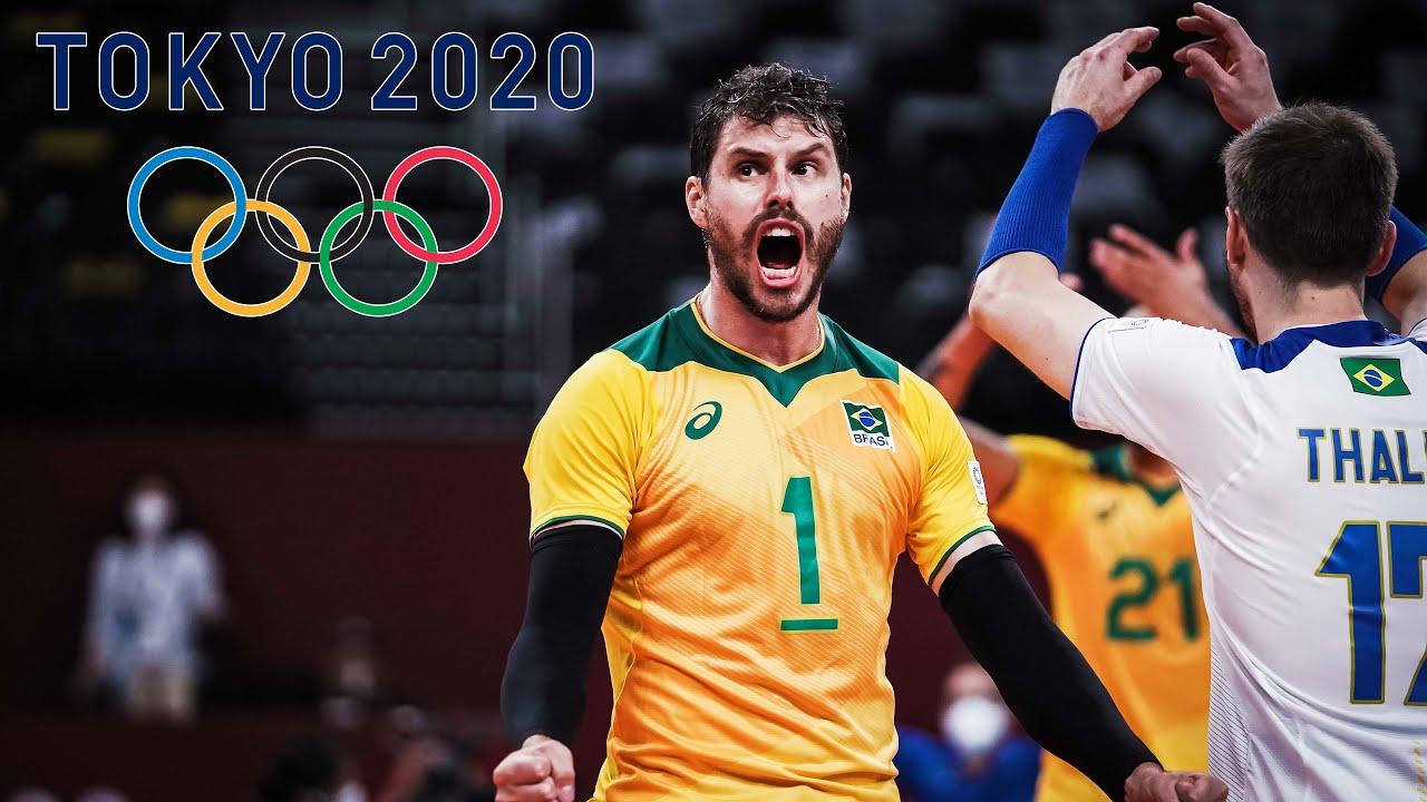 Moments When Bruno Rezende Shocked the World | King of Setters | Men's VNL 2021