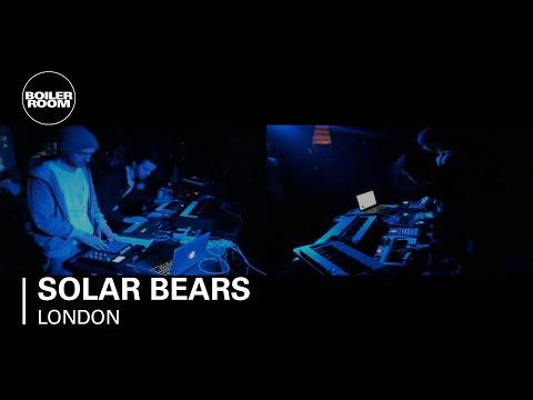 Solar Bears live in the Boiler Room