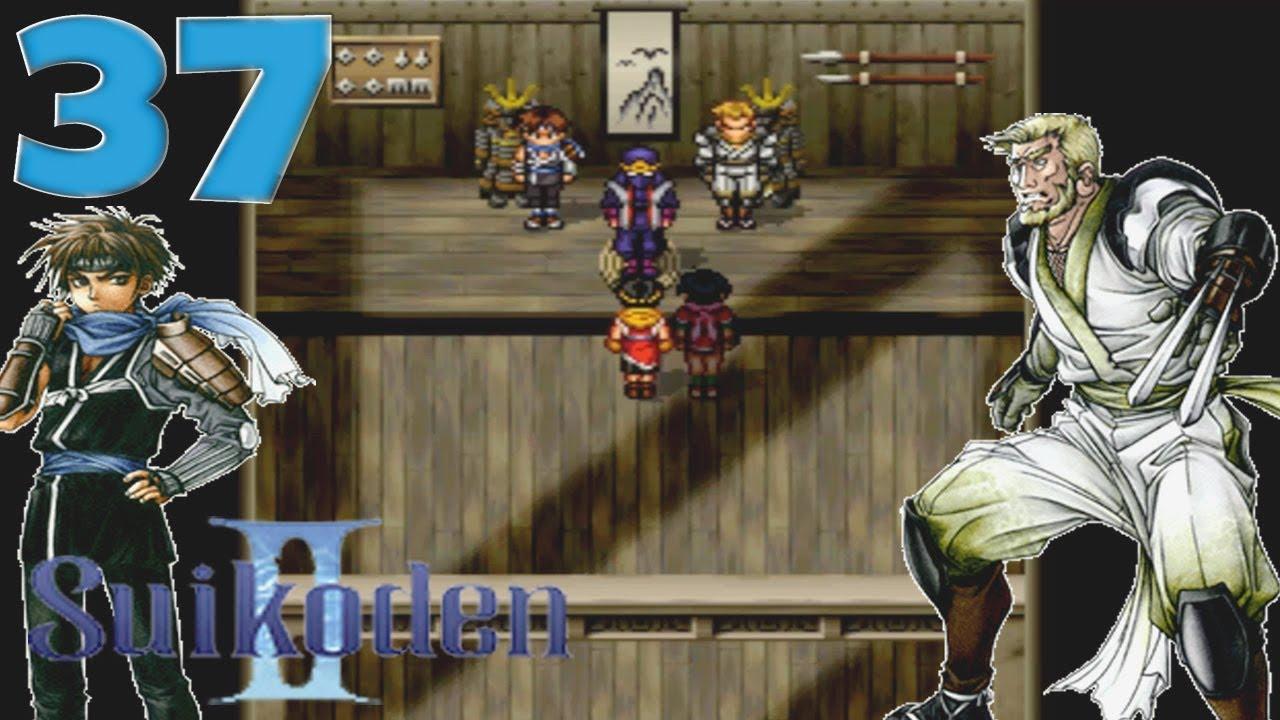 Suikoden 2 37 Cara Merekrut Mondo Chikou Dan Sasuke Chikyou