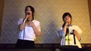 E-girls サヨナラ 丸山琴瀬&篤永亜未