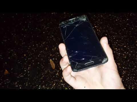 LG L90 EXTREME DROP TEST