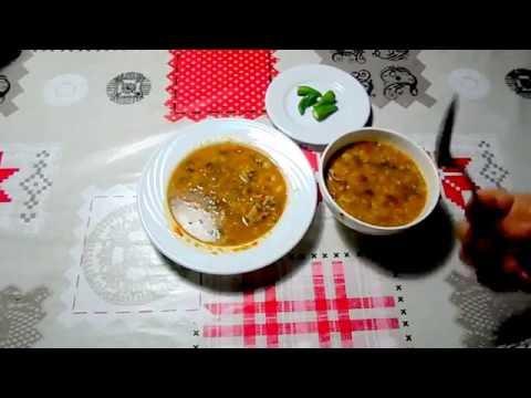وجبة-برغل-جارى-طبيعية-ومغذية---recettes-traditionnelles