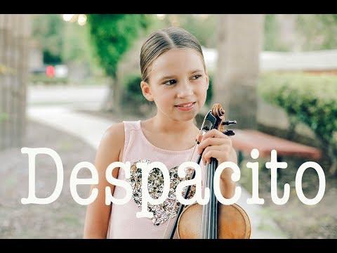 Despacito  Karolina Protsenko  Violin