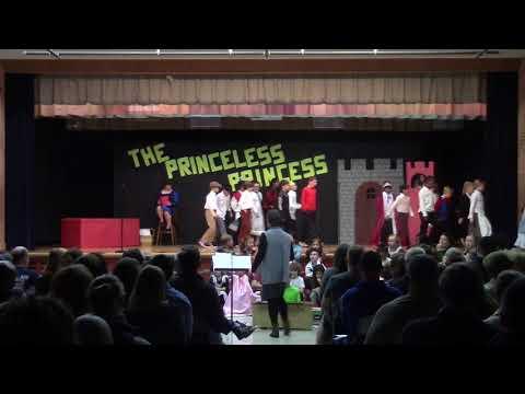 Topeka Collegiate School, Princeless Princess musical performance