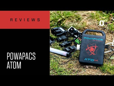 CARPologyTV | Powapacs Range Review | Never Run Out Of Charge On The Bank Again
