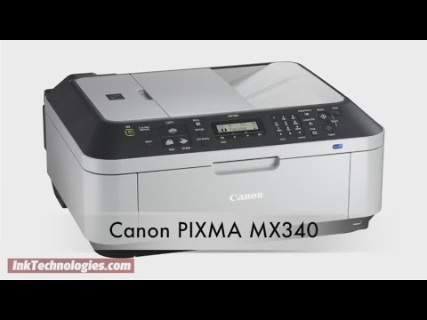 Canon PIXMA MX340 Scanner Windows Vista 32-BIT