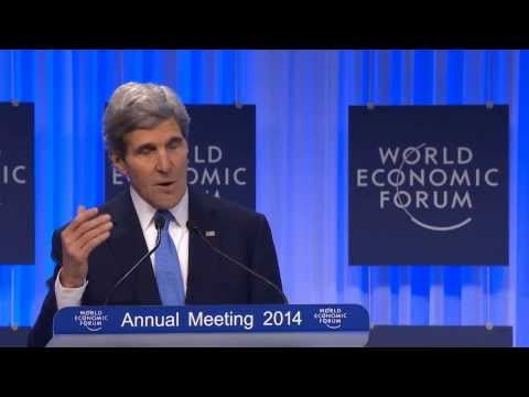 Davos 2014 - Special Address by John Kerry
