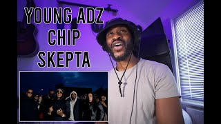 SKEPTA, CHIP & YOUNG ADZ - WAZE (THE MOVIE) [Reaction]   LeeToTheVI