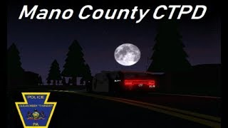 ROBLOX | Mano County CTPD #1 | Why do I keep dying!