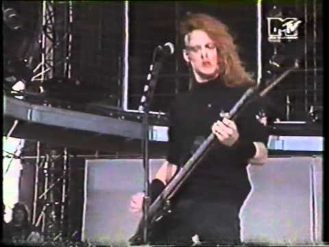 Metallica - Enter Sandman (Donington '91) (3 cam)