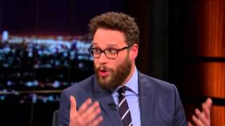 Seth Rogen tells Bill Maher that North Korea called his film