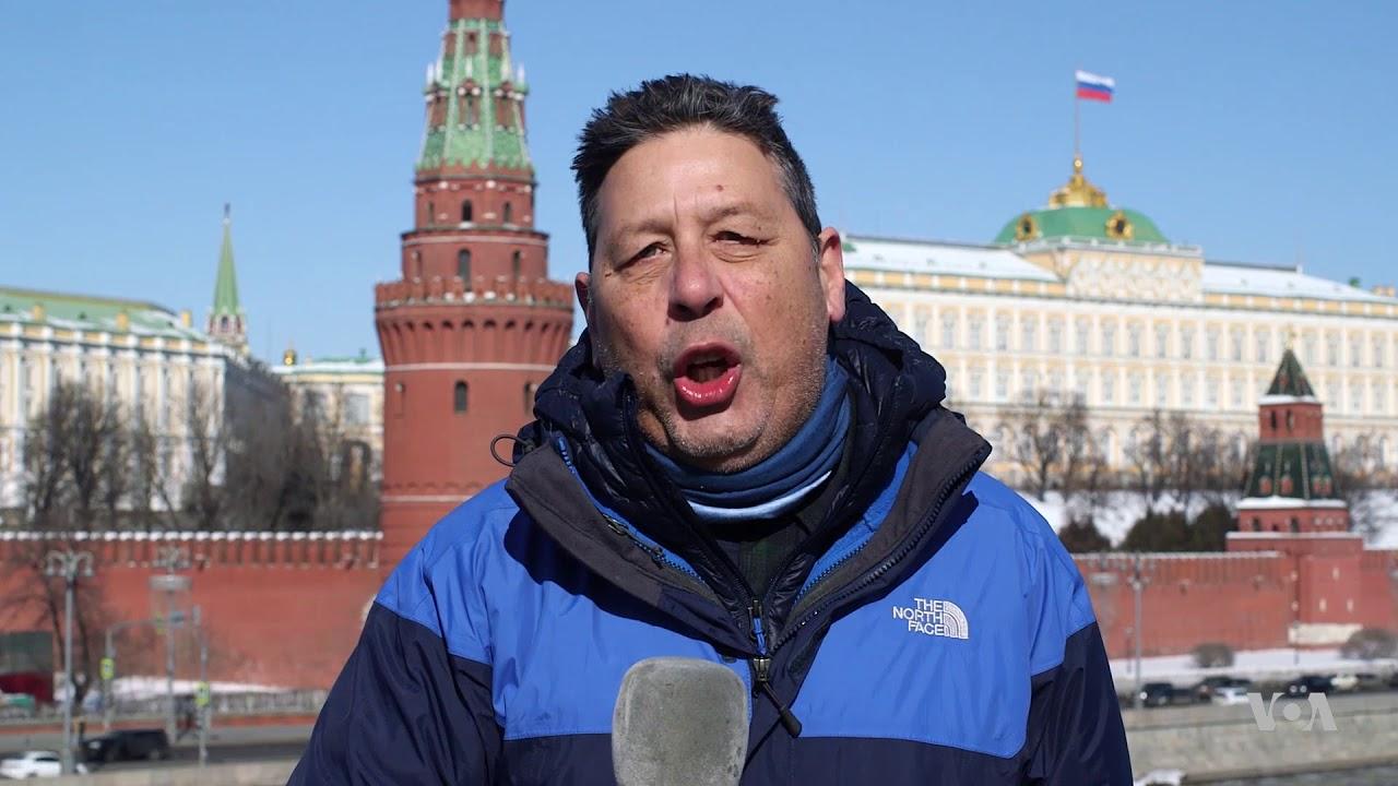 Russia's Putin Wins by Big Margin