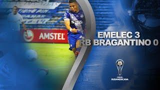 Emelec vs. Red Bull Bragantino [3-0] | RESUMEN | Fecha 2 | CONMEBOL Sudamericana 2021