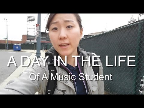 Monday: A Day In The Life of a Music Student Vlog