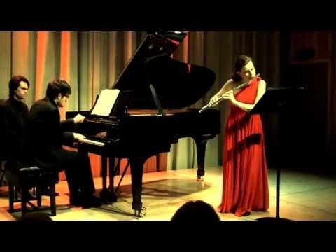 WILLIAM ALWYN - SONATA FOR FLUTE AND PIANO