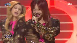 1080pComeback Special 151129 EXID 이엑스아이디   HOT PINK 핫핑크 @ In…