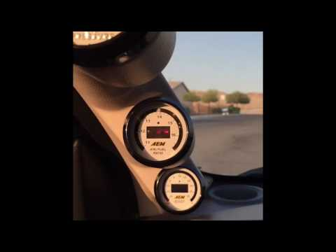 2005 Neon Srt4 How to Install the AEM Oil Pressure
