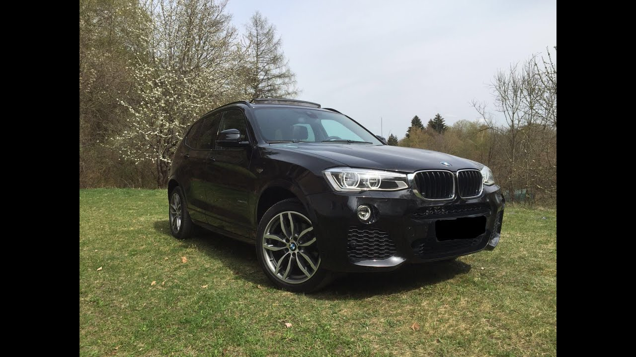bmw x3 xdrive20d f25 facelift youtube. Black Bedroom Furniture Sets. Home Design Ideas