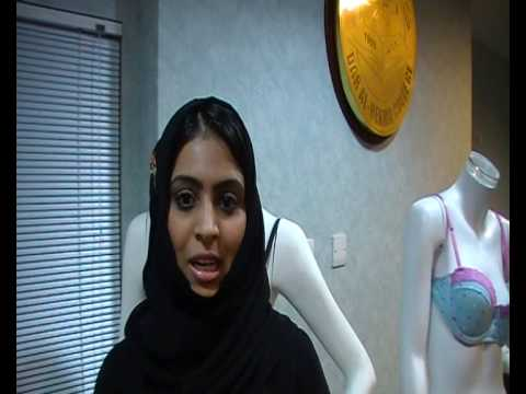 Lingerie sales lady from Nayomi Lingerie in Jeddah reviews the Art of Selling Lingerie