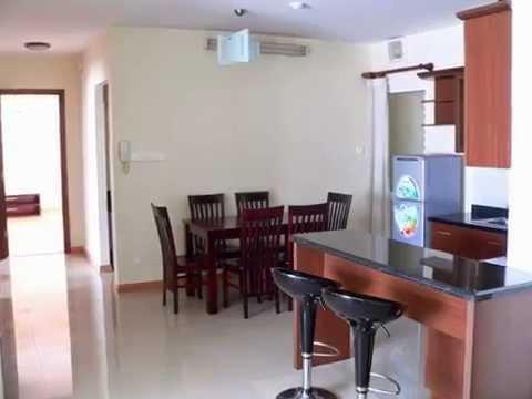 Căn hộ chung cư Đất Phương Nam đường Chu Văn An, 3 phòng giá 16 triệu –  0918088997