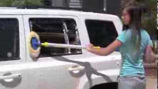 AutoRight Car Wash Video Featuring Auto Wash Stick and Easy Wash Stick