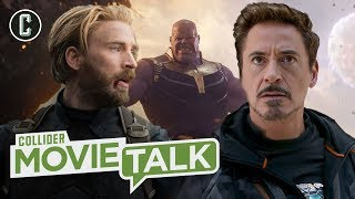 Infinity War On Track For Biggest Opening Weekend Of All Time - Movie Talk