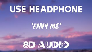 Calboy - Envy Me (8D AUDIO) || Concert Experience || Echo Sound