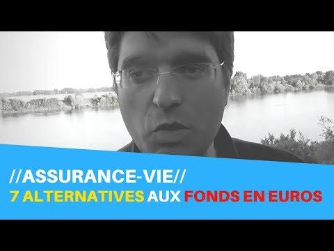 7 ALTERNATIVES AUX FONDS EUROS POUR L'ASSURANCE VIE