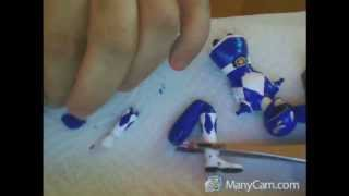 SH Figurarts Painting Pink to Blue Ranger day 3 Thumbnail