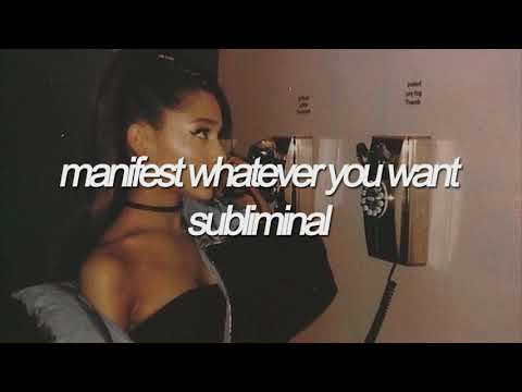 manifest-whatever-you-want-now-subliminal