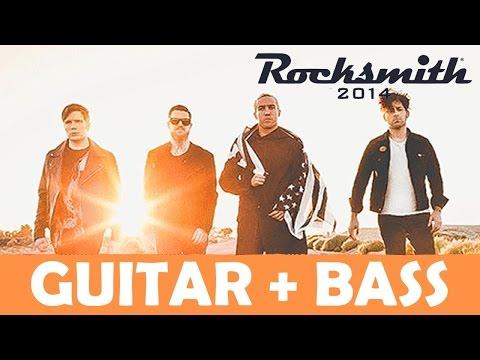 Fall Out Boy - Novocaine (Rocksmith 2014 Guitar + Bass Cover)