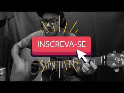 JP Oira  Então Foge  Marcos e Belutti  Violão Cover