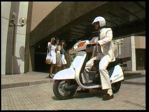 Pub Maroc Honda Scooter Lead Youtube