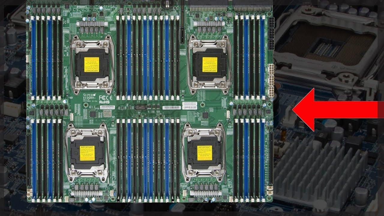 Why AMD Ryzen Threadripper/Epyc should have Multi-Socket Motherboards